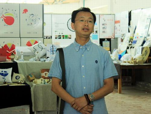 艺术学院举办视觉传达设计专业方向学生外出考察设计作品展