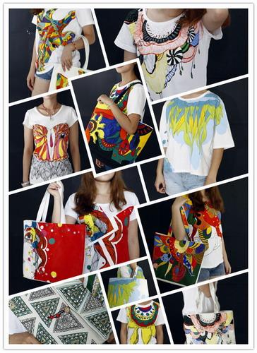 艺术学院服装与服饰设计专业学生举办服装设计创意暨文化产品设计展