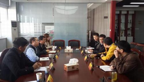 会计学院陈小林院长一行赴郑州,南京调研中外合作办学图片