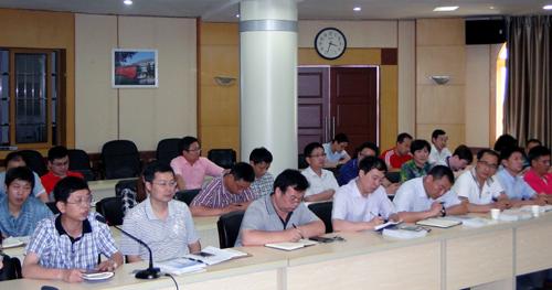 学校召开期末学生工作会议
