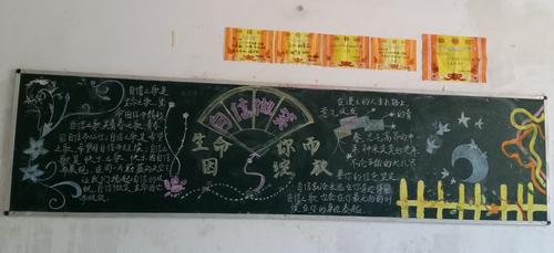黑板报活动-九江