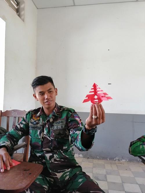 柬埔寨皇家科学院孔子学院911旅特种伞兵部队汉语中心庆祝春节
